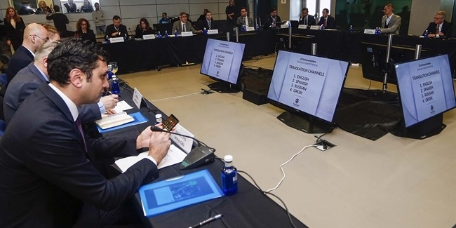ECA Shareholders Executive Board meets to review progress, take strategic decisions