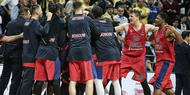 Road to the Playoffs: CSKA Moscow