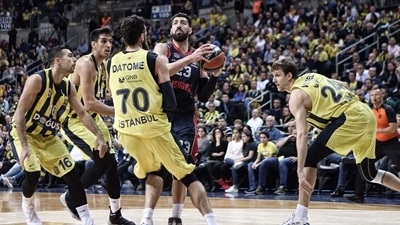Inside the Playoffs: Fenerbahce vs. Baskonia