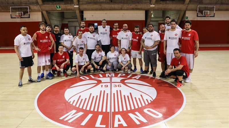 Milan One Team session