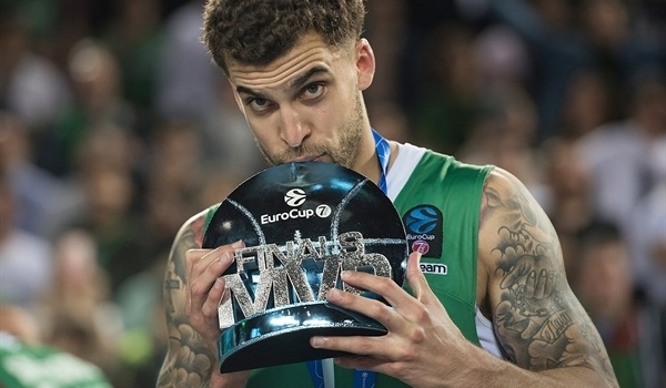 Maccabi pens EuroCup MVP Wilbekin to multi-year deal