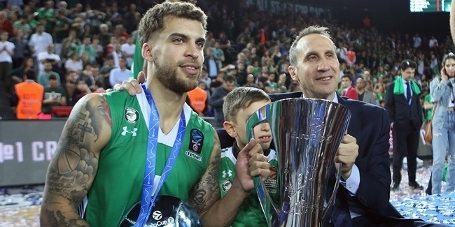 Coach David Blatt, Darussafaka: 'We made a commitment to excellence from Day One'
