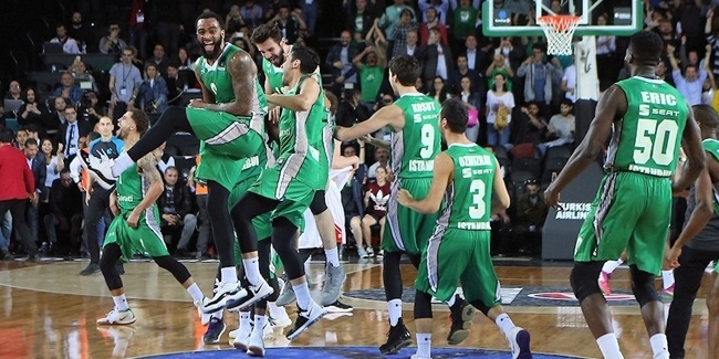 Games to Watch: Darussafaka Istanbul