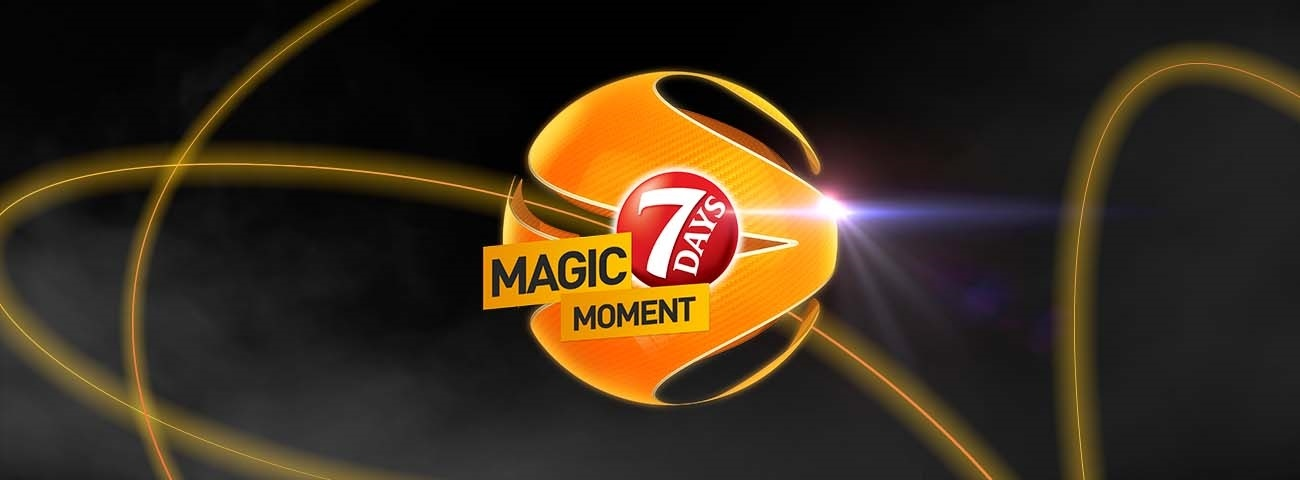 7DAYS Magic Moment contest returns!