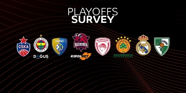 Playoffs predictions: EuroLeague coaches