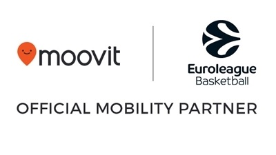 Euroleague Basketball Names Moovit Official Mobility Partner