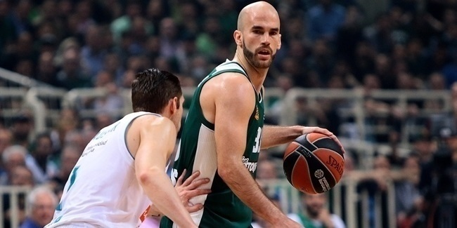 Playoffs Game 1 MVP: Nick Calathes, Panathinaikos Superfoods Athens