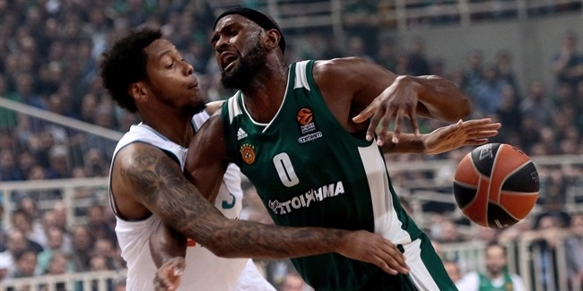 Playoffs Game 1: Panathinaikos Superfoods Athens vs. Real Madrid