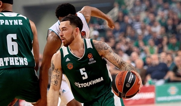 Playoffs Game 1 report: Calathes, James lead Panathinaikos rout of Madrid