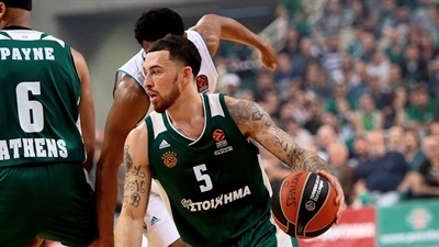 Calathes, James lead Panathinaikos rout of Madrid