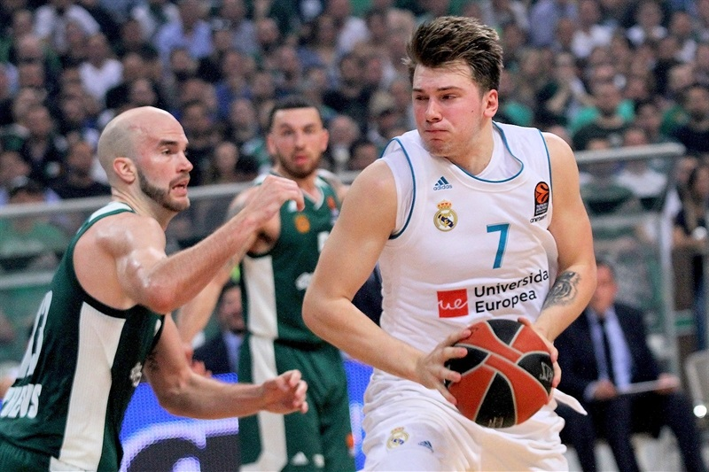 Luka Doncic - Real Madrid - EB17