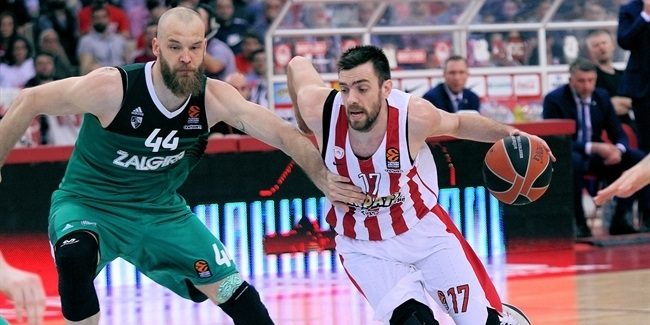 Playoffs Game 1: Olympiacos Piraeus vs. Zalgiris Kaunas