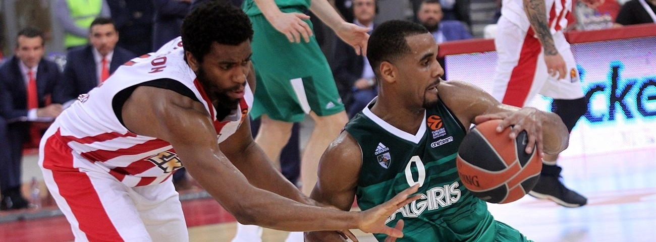 On This Day, 2018: Zalgiris has block party in playoff road win
