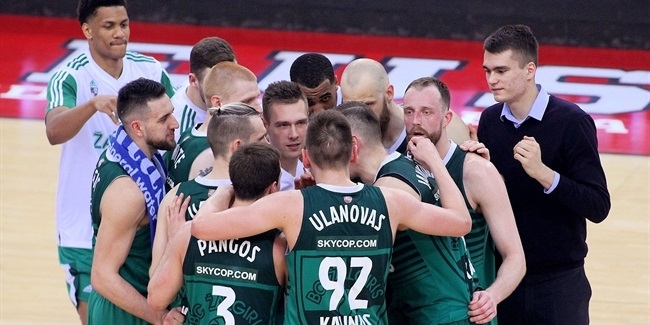 Zalgiris Kaunas: Back on the big stage