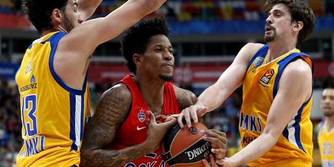Playoffs Game 2: CSKA Moscow vs. Khimki Moscow Region