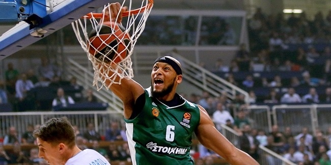Panathinaikos, Payne reunite