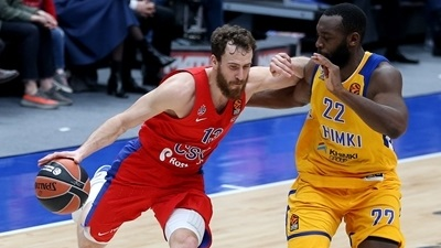 Rodriguez leads CSKA to 2-0 series lead