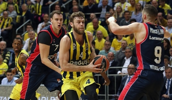 Playoffs Game 2 report: Fenerbahce outlasts Baskonia in shootout