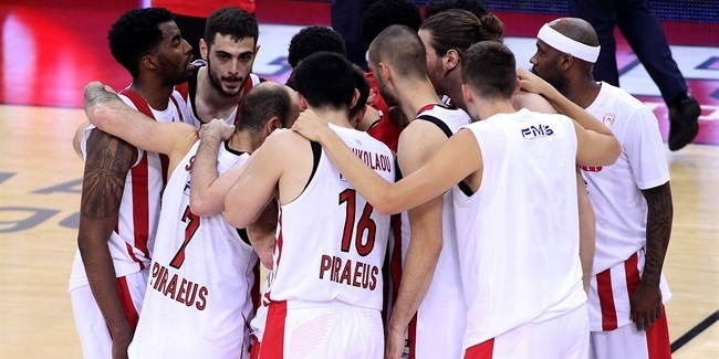 Games to Watch: Olympiacos Piraeus