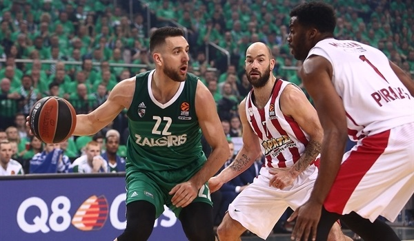 On This Day, 2018: Zalgiris gets closer to Final Four