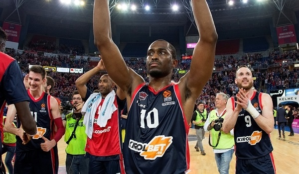 Playoffs Game 3 report: Beaubois leads three-point happy Baskonia past Fenerbahce