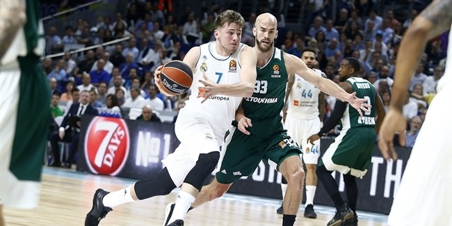 Playoffs Game 3: Real Madrid vs. Panathinaikos Superfoods Athens