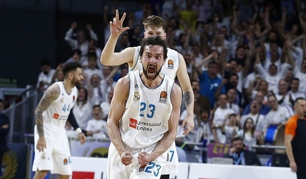 Playoffs Game 3 report: Carroll, Llull lift Madrid past Panathinaikos