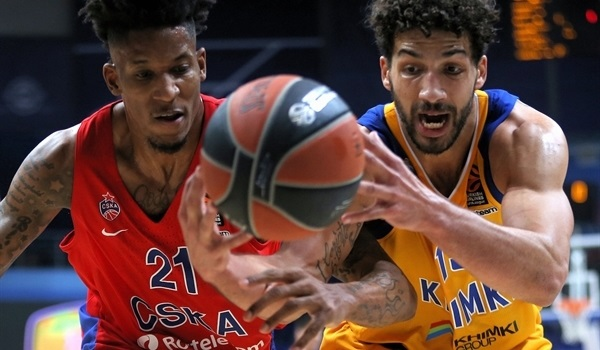 Playoffs Game 3 report: Shved, Gill keep Khimki alive