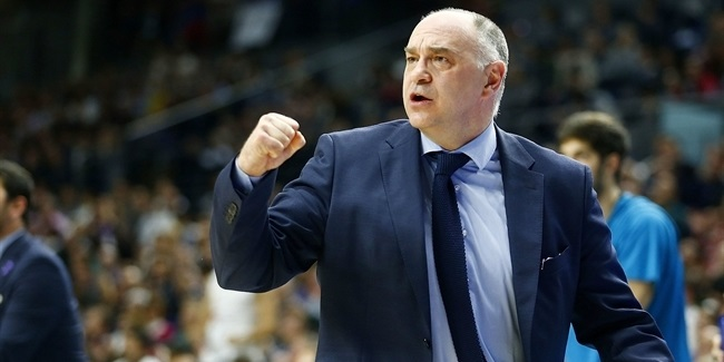 The Coach: Pablo Laso, Real Madrid
