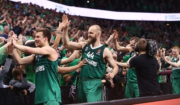 Playoffs Game 4 report: Zalgiris beats Olympiacos to storm into Final Four