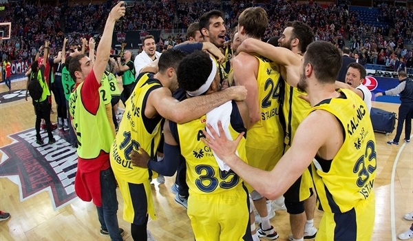 Playoffs Game 4 report: Fenerbahce heads to Belgrade after knocking off Baskonia