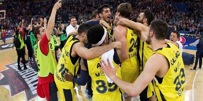 Fenerbahce Dogus Istanbul: Raring to repeat