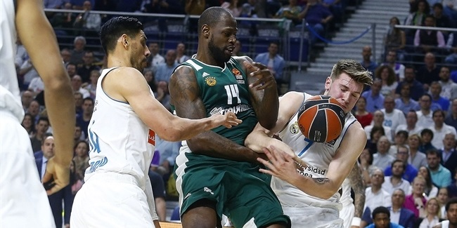 Playoffs Game 4: Real Madrid vs. Panathinaikos Superfoods Athens