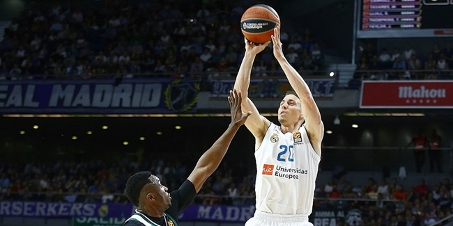 Madrid extends shooting star Carroll through 2020