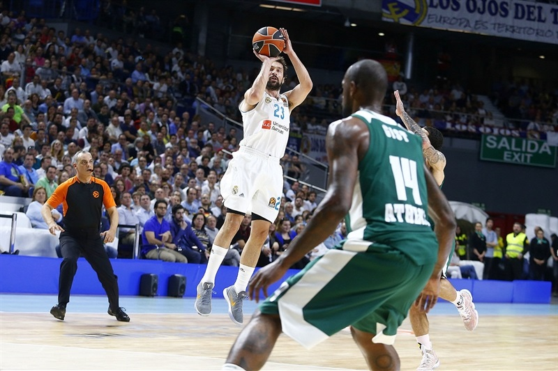 Sergio Llull - Real Madrid - EB17