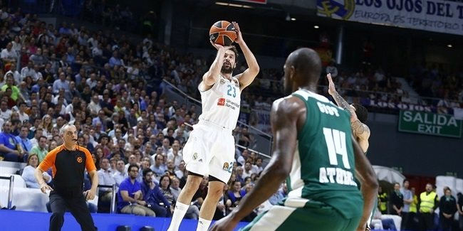 EuroLeague cities: Madrid, Spain