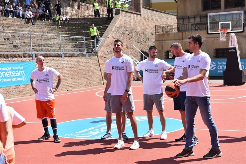 One Team refurbishes historic Belgrade courts