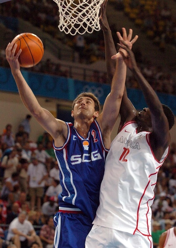 Nenad Krstic in Athens 2004