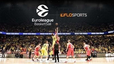 FloSports Acquires Euroleague Basketball Rights in North America