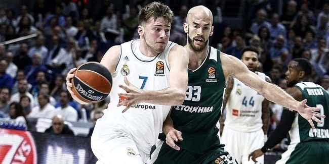 2017-18 Turkish Airlines EuroLeague Rising Star: Luka Doncic, Real Madrid