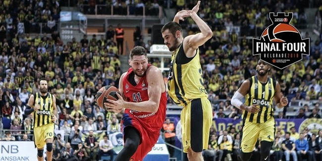 Nikita Kurbanov, CSKA Moscow: 'We have plenty of experience'