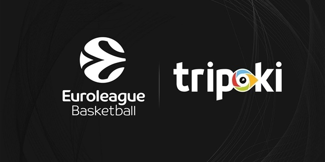 Tripoki becomes EuroLeague Basketball official partner
