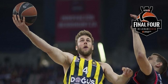 Nicolo Melli, Fenerbahce: 'I'm trying to enjoy the moment'