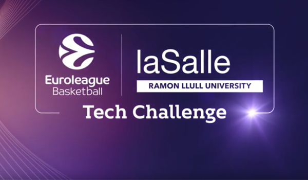 Euroleague Basketball launches second Tech Challenge with University of La Salle - URL