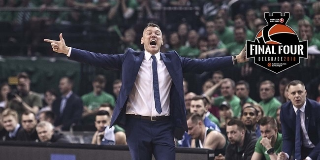 Sarunas Jasikevicius, Zalgiris: 'We know we can beat anybody – we've proven it'
