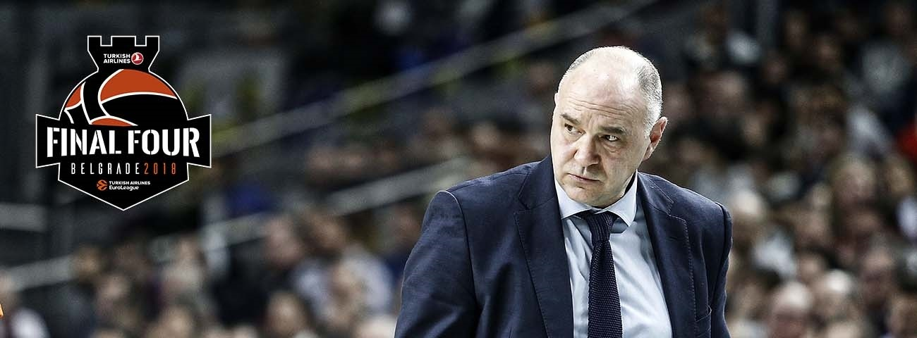 Pablo Laso, Real Madrid: 'We will see the best basketball in Europe'
