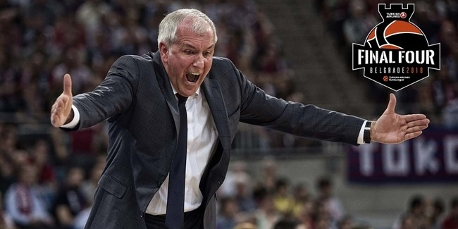 Zeljko Obradovic: Belgrade is a very interesting city