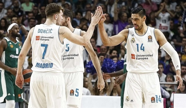 Final Four feature: Real Madrid