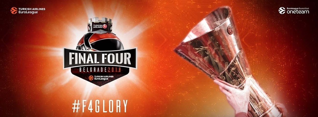 Paint the EuroLeague trophy at the Final Four FanZone!