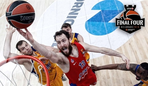 Blog, Sergio Rodriguez: 'It is time to fight for the EuroLeague title'